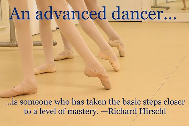 Once again, our #wisewordswednesday quote comes courtesy of @hirschlballet . Photo by @beyoutifulliving