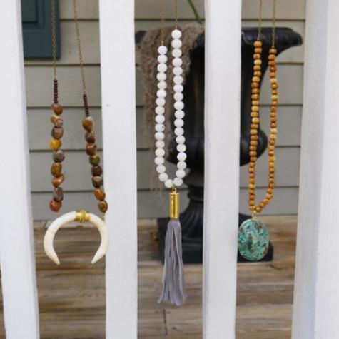 Mission Made Jewelry  | North Carolina   Aiding women and communities in Haiti and Rwanda.