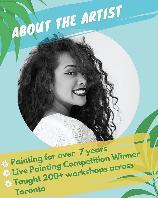 A lil bit about mee, for your assurance lol 😂 . . . . . . #artist #toronto #ajax #trinidad