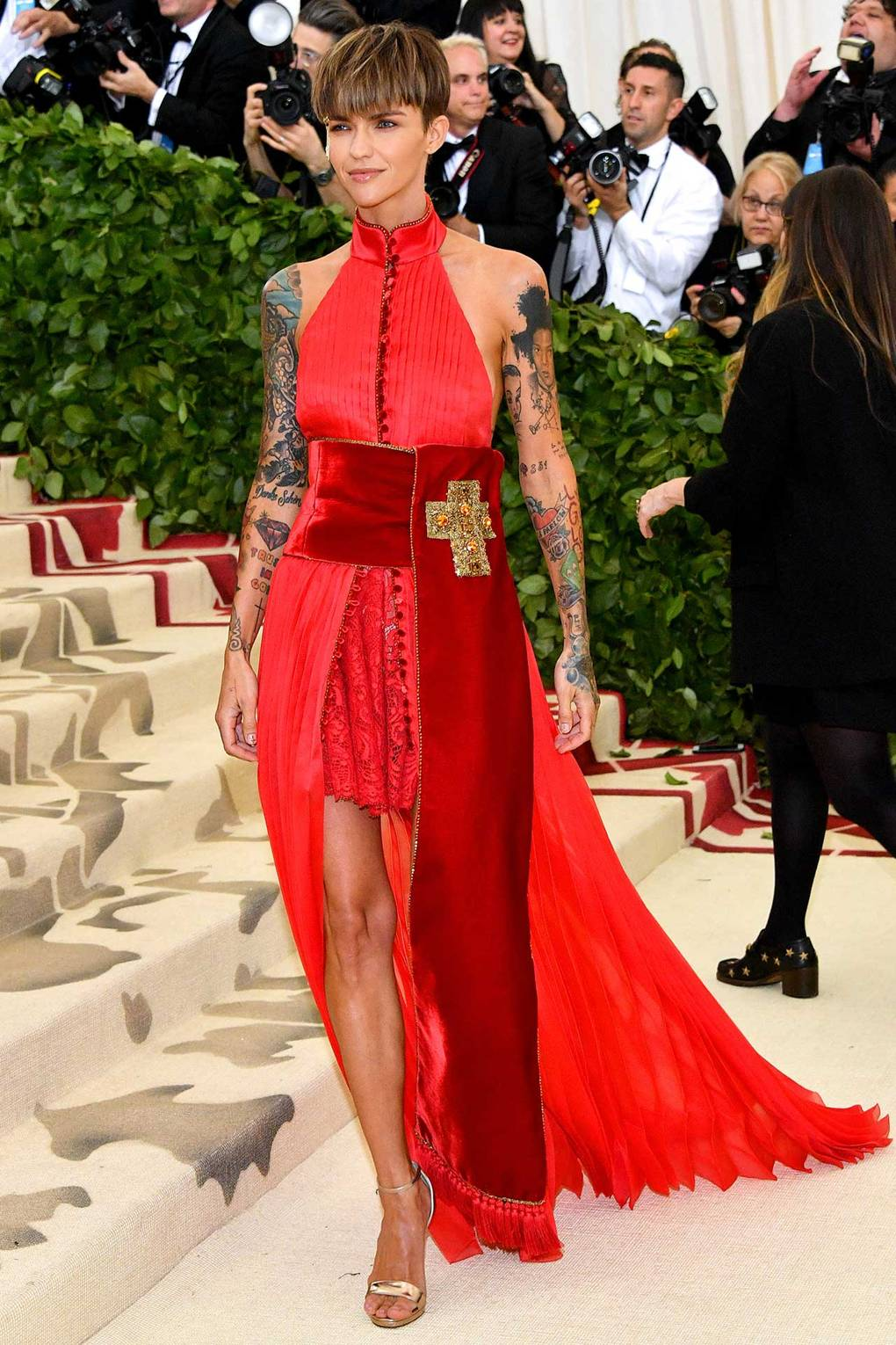 Ruby Rose | Image via Vogue UK