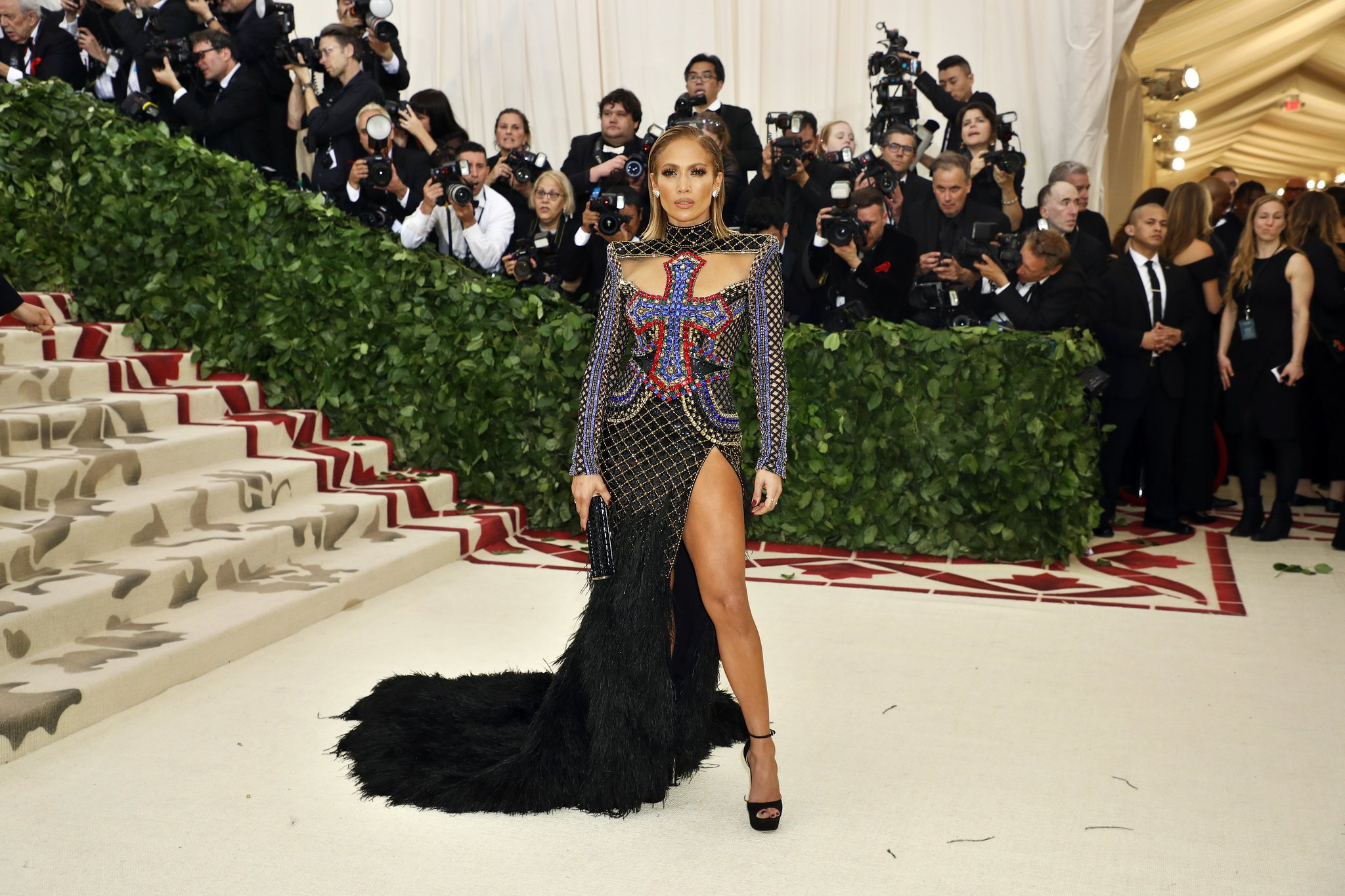 Jennifer Lopez | Image via The New York Times