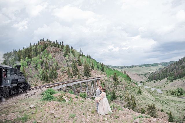 Our most creative, breathtaking, and scenic wedding venue to date! 😍😍 A big congratulations to our #BridesbyYoungRealBride, Danielle! Thank you so much for including us in your magical day!! . . Photography: @maurajanesphoto