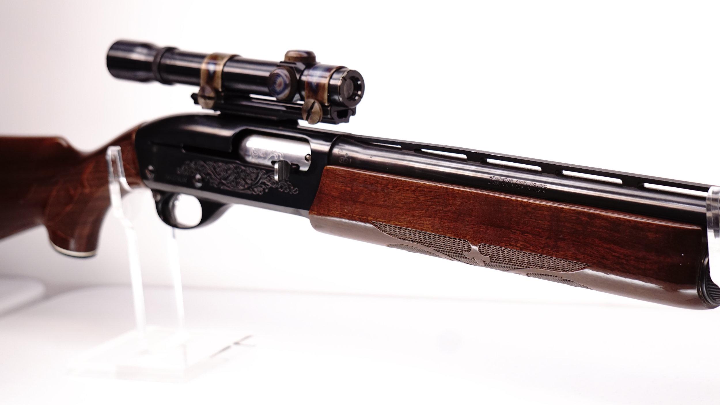 """My """"new"""" vintage turkey gun."""