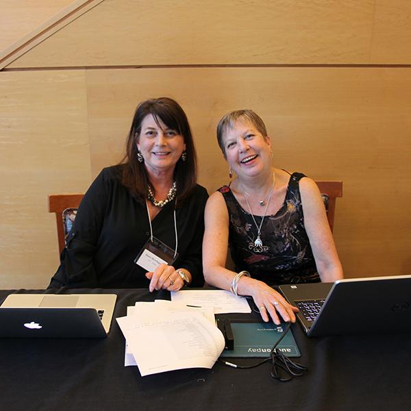 Volunteers at Gala Check In 2016.JPG