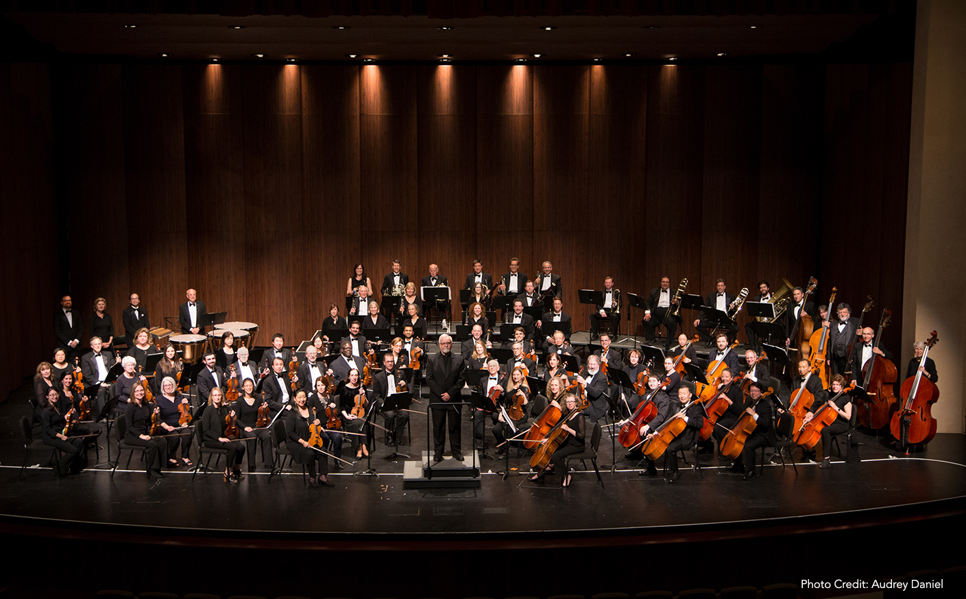 Meet your Orchestra - Peninsula Symphony Roster by Section (2018/19)