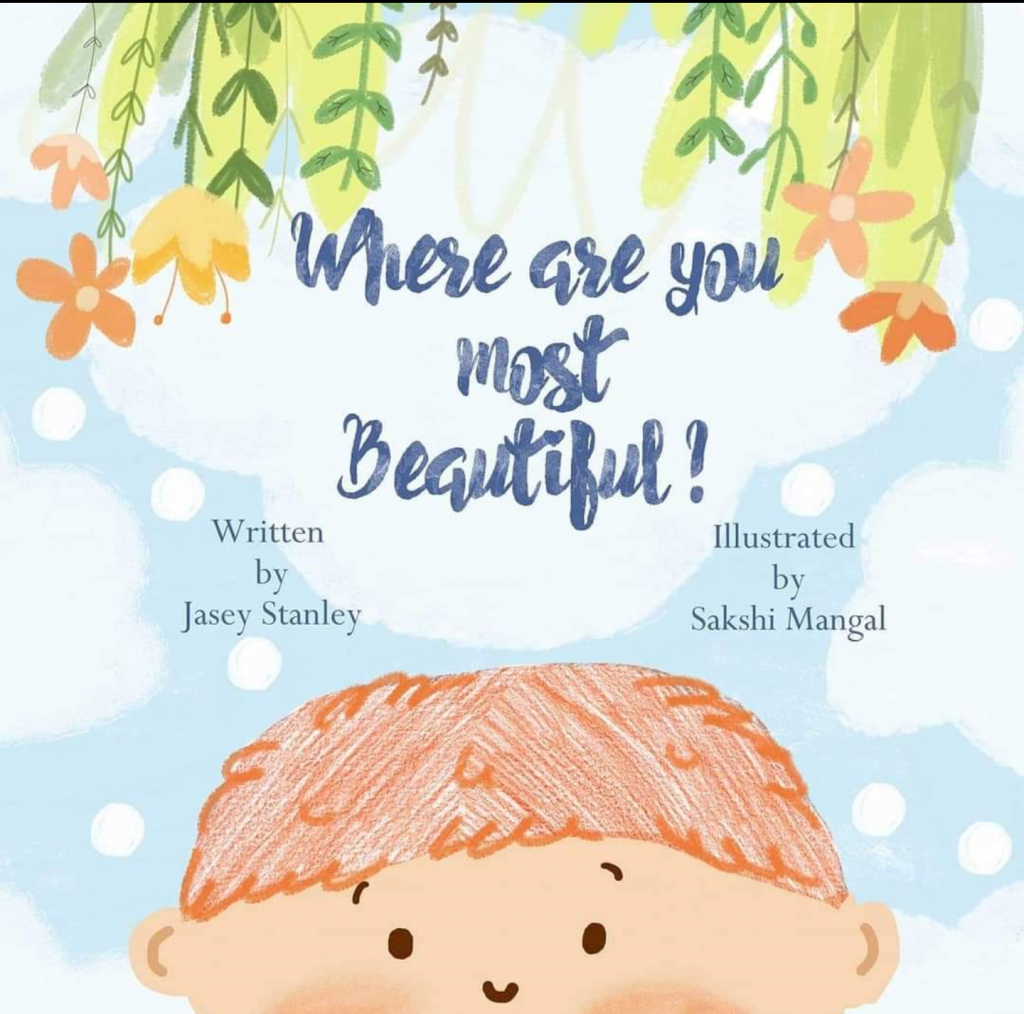 NHM Mumma's incredible book 'Where Are You Most Beautiful'
