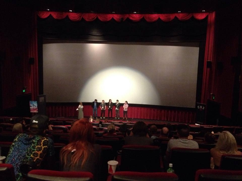 TPM's USA premier at Hollyshorts Film Festival 2014