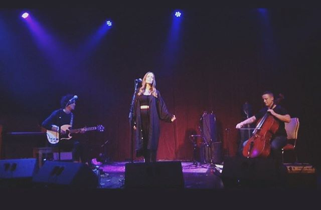 Thanks to everyone who came out to the @bootlegtheater on Thurs! We had the best time! Xoxo! (📸 @minabrahim!