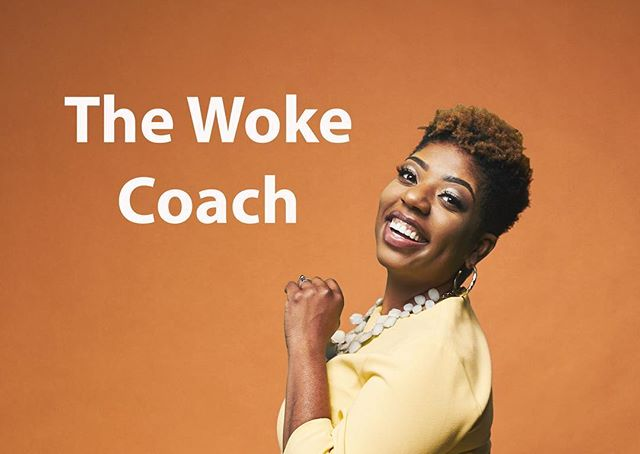 "NOURRIR chatted with The Woke Coach Seena Hodges. Her newest program: From Ally to Accomplice. Join her! Spotlight for a future volume. ""My gender pronouns are She/Her/Hers (what's this?) BECOME THE ENGAGED ALLY YOU'VE ALWAYS WANTED TO BE!  Join The Woke Coach for FROM ALLY TO ACCOMPLICE-- a series of six monthly workshops and engagements for an exclusive cohort of 20 women and non-binary humans who are interested in authentic personal and professional growth."" . . . More info here www.thewokecoach.com #getwoke #staywoke  Tell her Nourrir sent you! . . . #ally #accomplice #blacklivematter #genderfluid #nonbinary #inclusive #vulnerable #nourrirmag #nourrir #coach #thewokecoach #takeaction #thetimeisnow #togetherwerebetter"