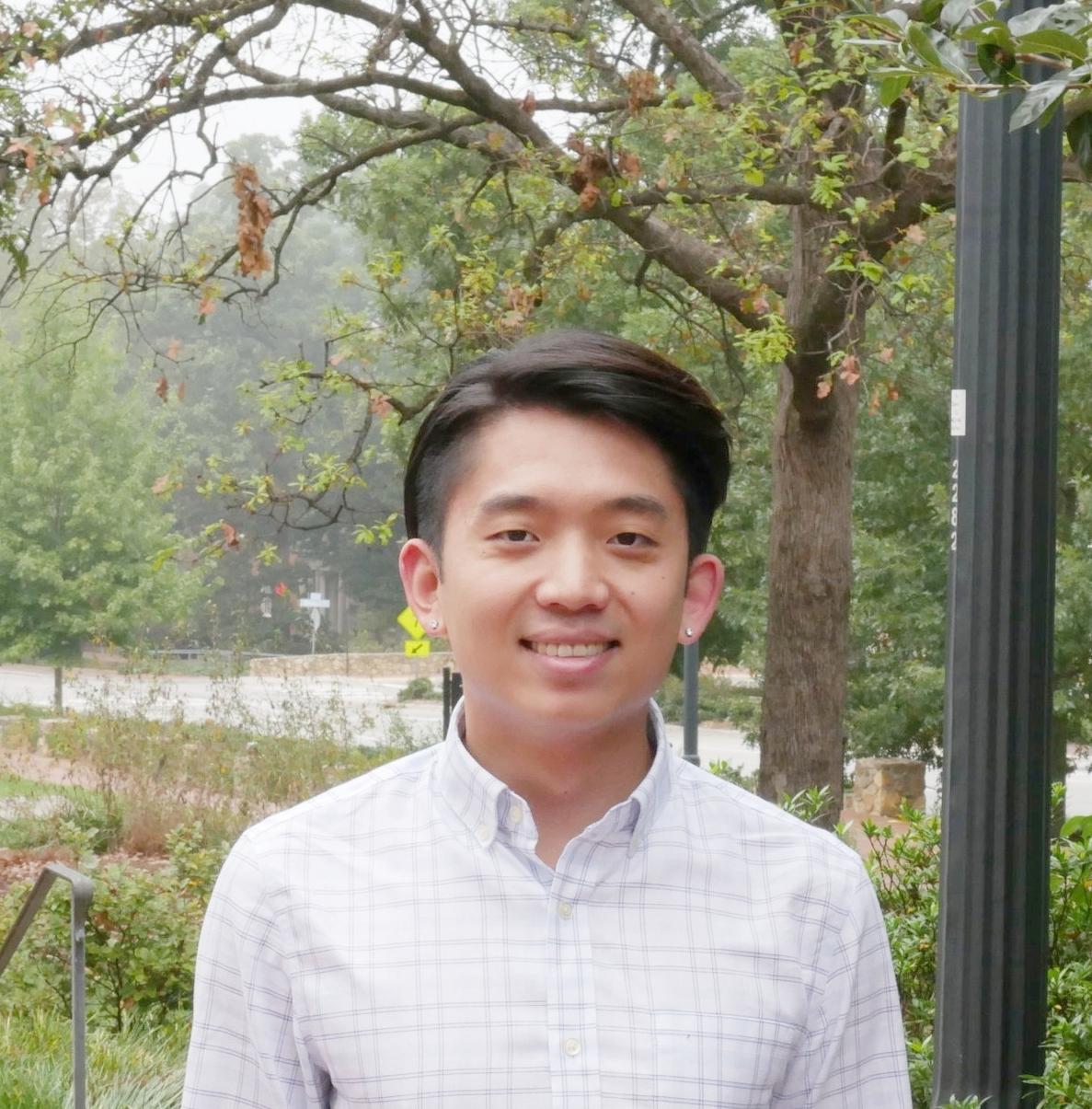 Brian Kim, Board Treasurer