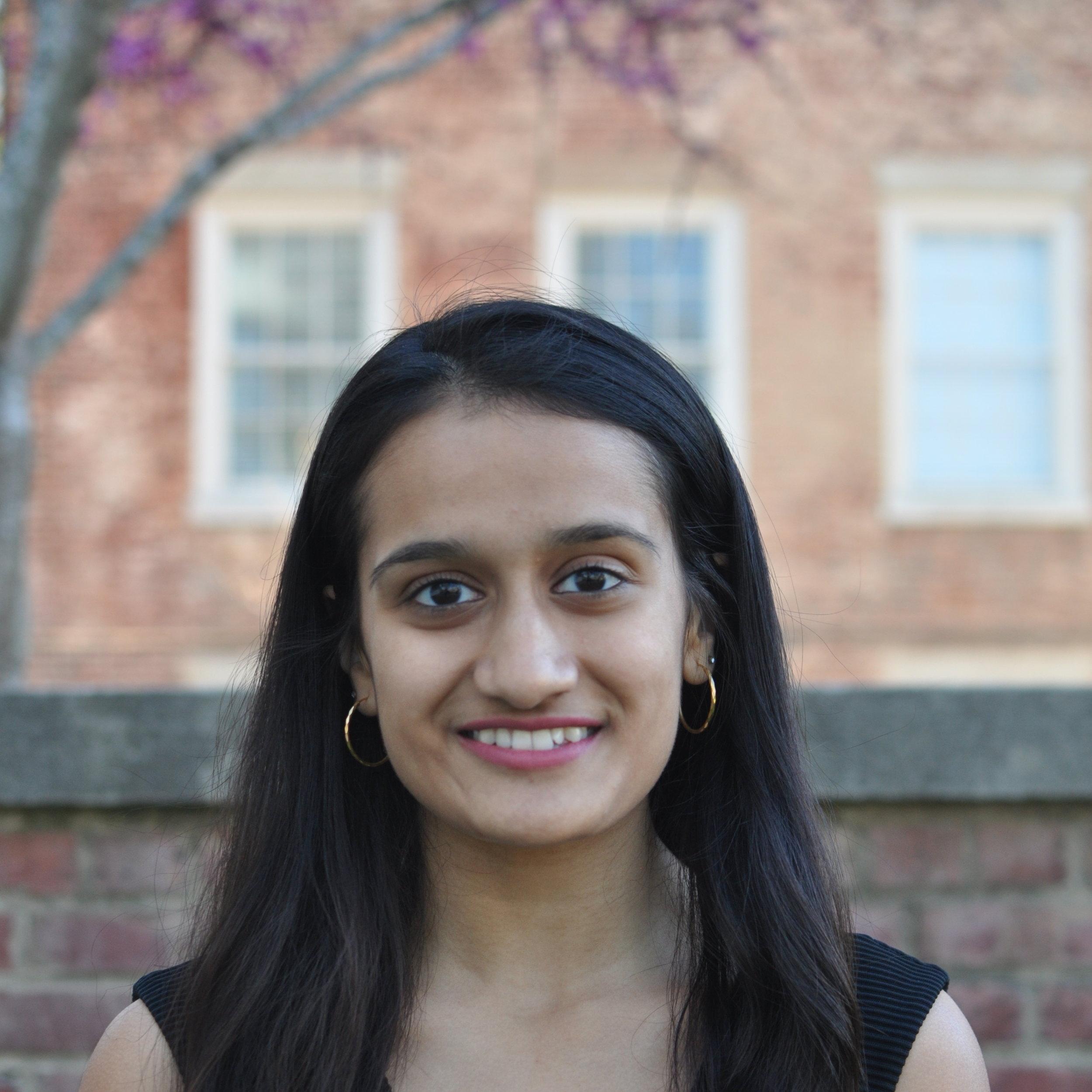 Pankti Patel, Fundraising Chair