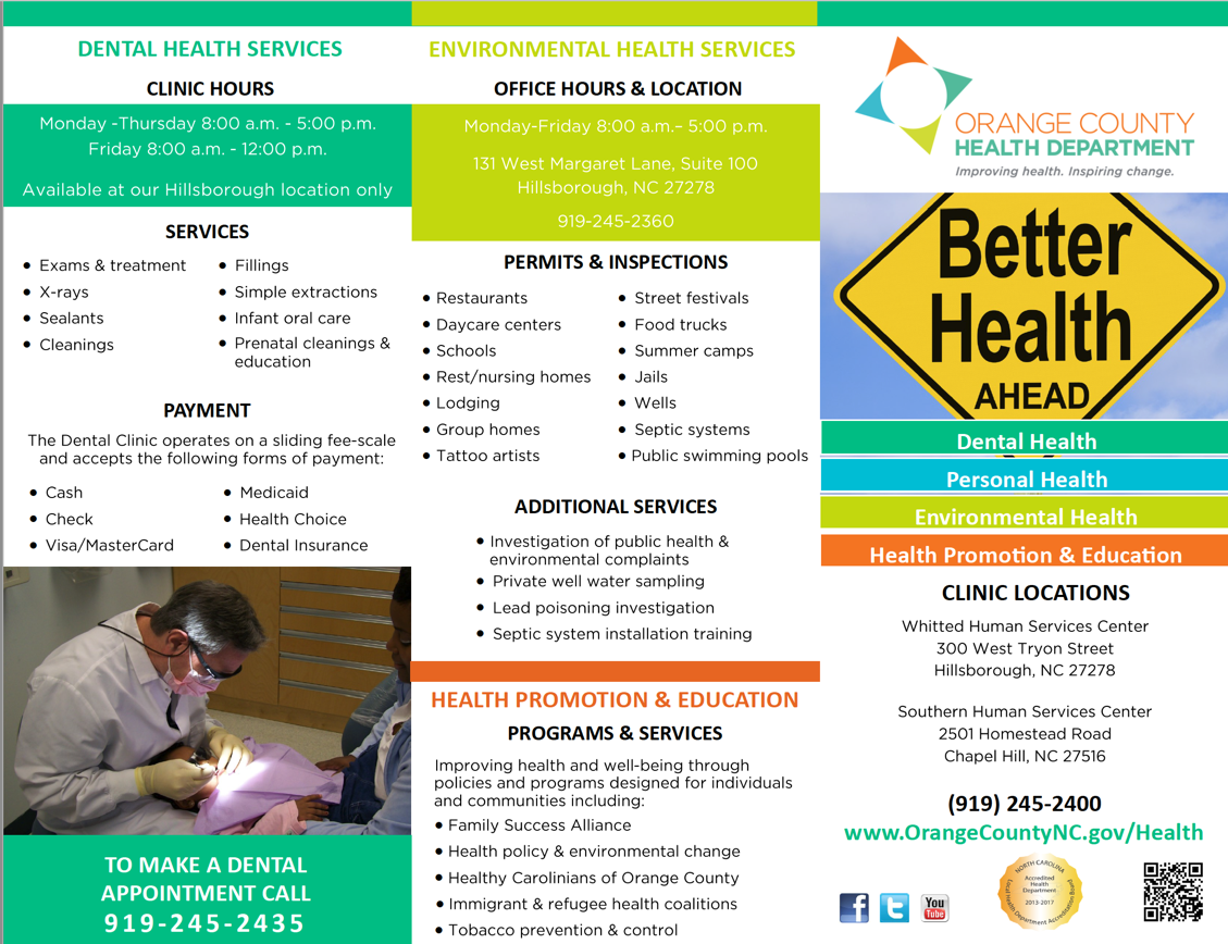 Orange County - Clinic Locations