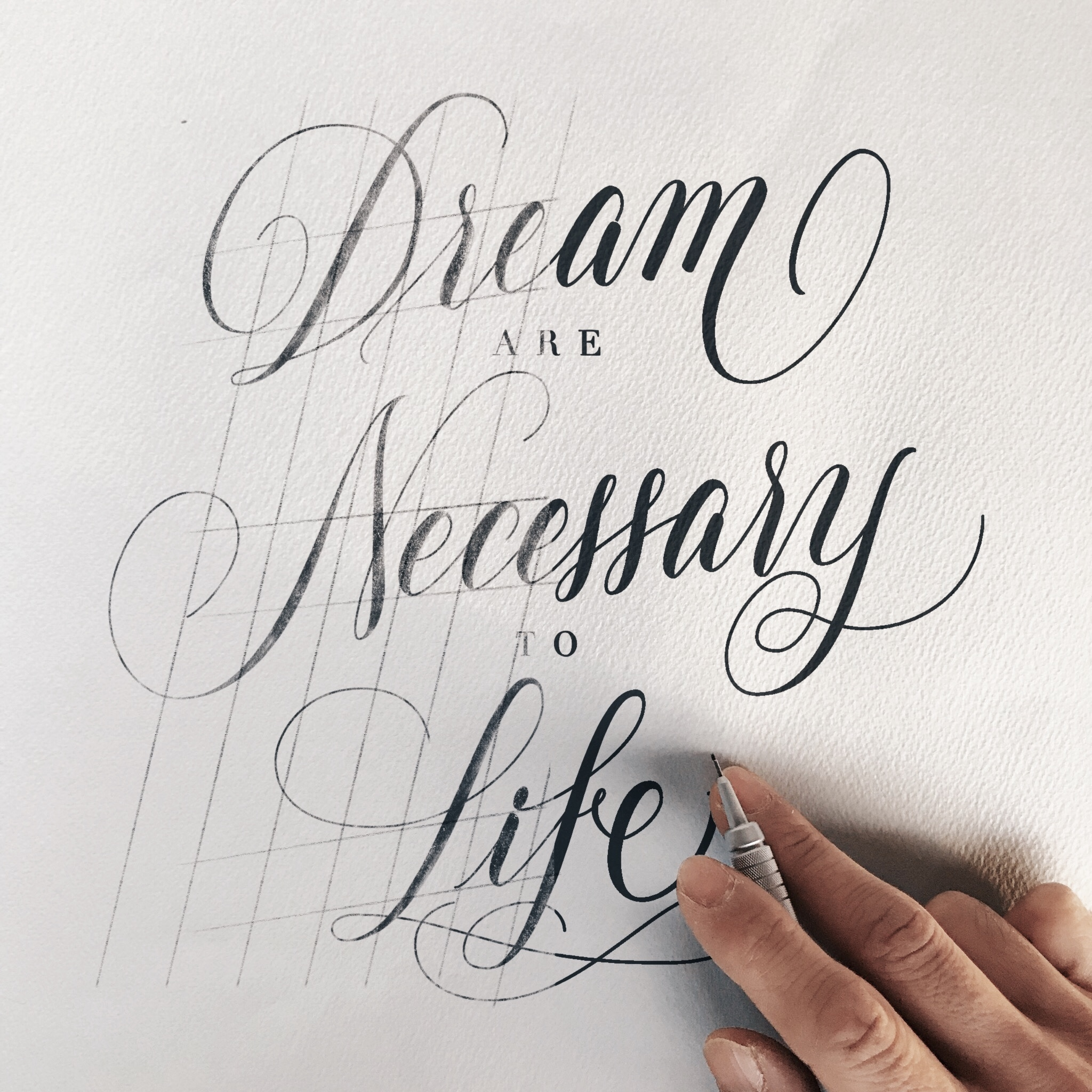 Dream are  necessary to life .jpg