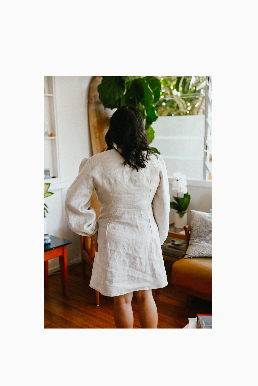Sandpiper Dress Top Digital PDF Sewing Pattern