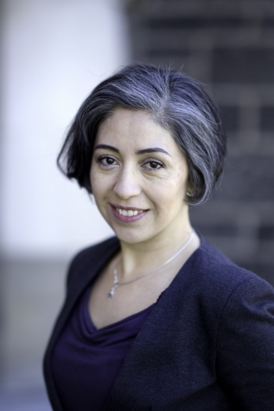 Alejandra Bravo - Board Member   Progress Toronto