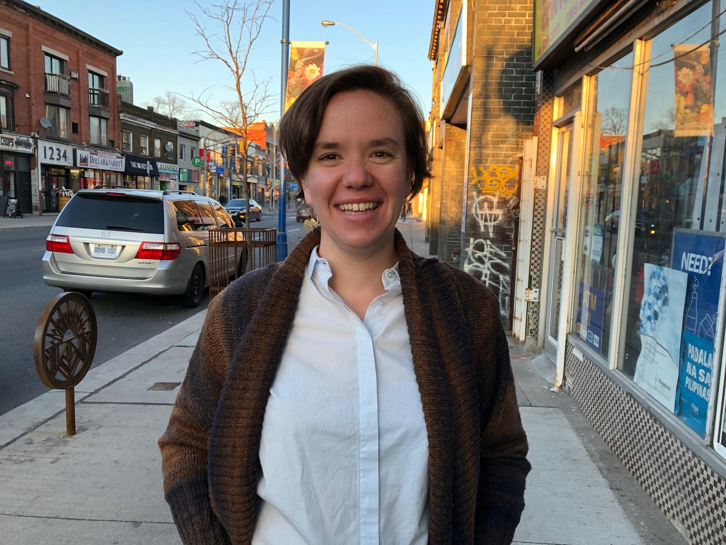 Esther Lexchin - Board Member | Progress Toronto