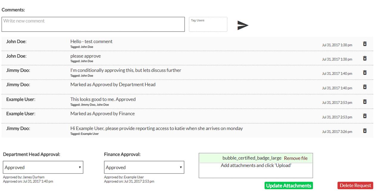 Custom HRIS Software