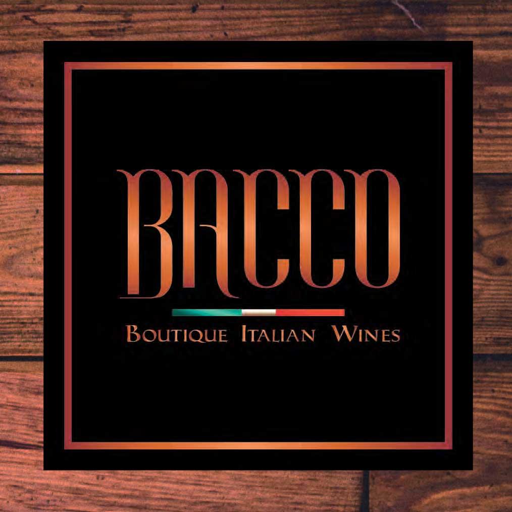 Bacco Wines - Un spécialiste du vin italien, avec un large éventail de vino bio en provenance des vingt régions d'Italie.