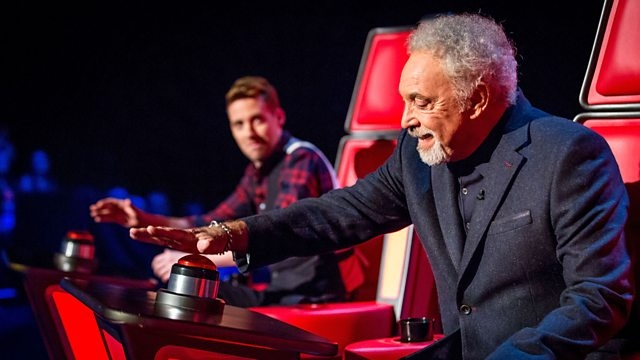 The Voice - Series 2, 3 & 4 - BBC TELEVISION