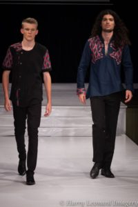 Runway Image from Eco Fashion Week Australia 2017 in Perth by Harry Leonard Imagery