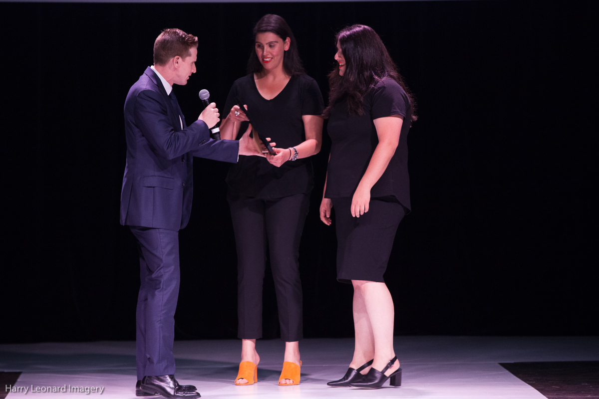 Sista of Jac wins the inaugural Australian Made Best New Designer Award in 2018