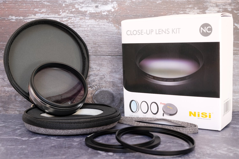 NiSi Close-up Lens Kit © Tracy Calder