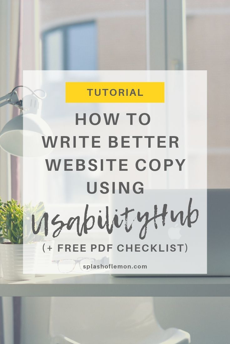 How to Use UsabilityHub.com to Improve Your Website Copy (Step-by-Step Tutorial for Running a 5 Second Test!)
