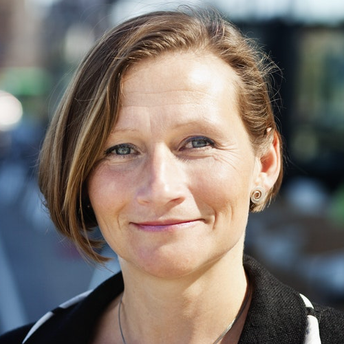 Charlotta Falvin  Former TAT CEO / Axis COO