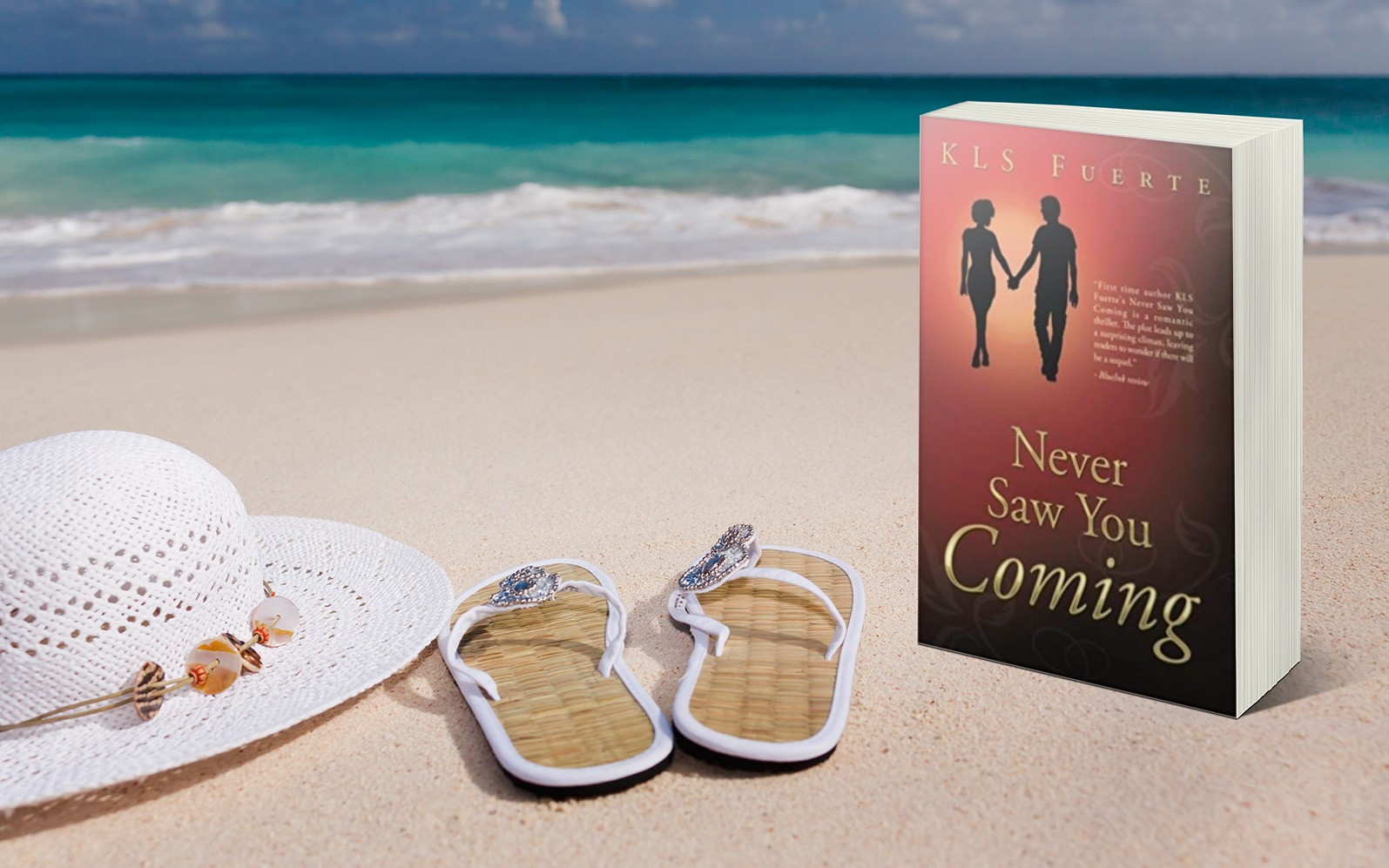 NEVER SAW YOU COMING - Love starts with You- KLS Fuerte