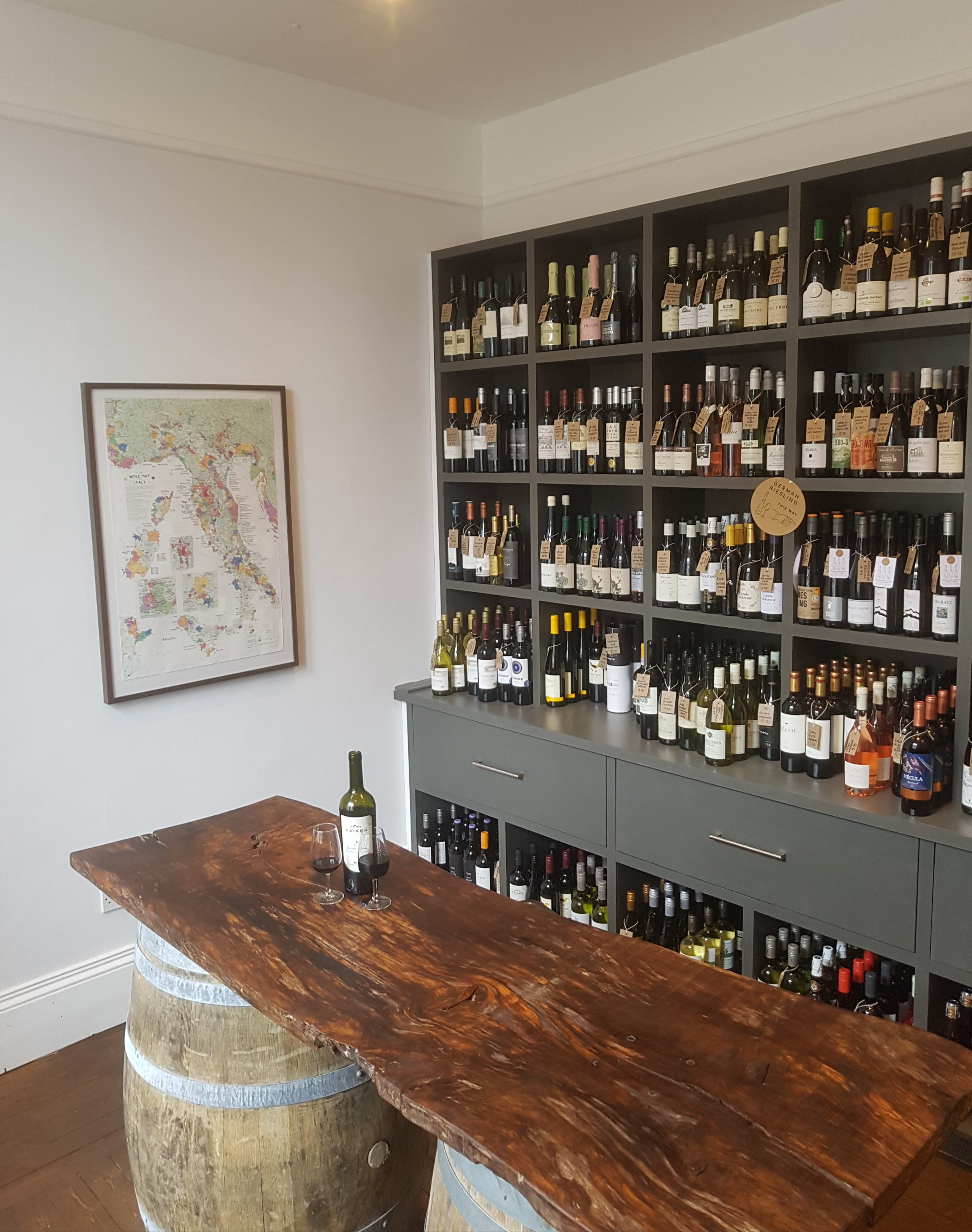 A SELECTION OF 'MUST TRY' WINES, BEERS & SPIRITS  -  Retail.Wholesale.Tastings.
