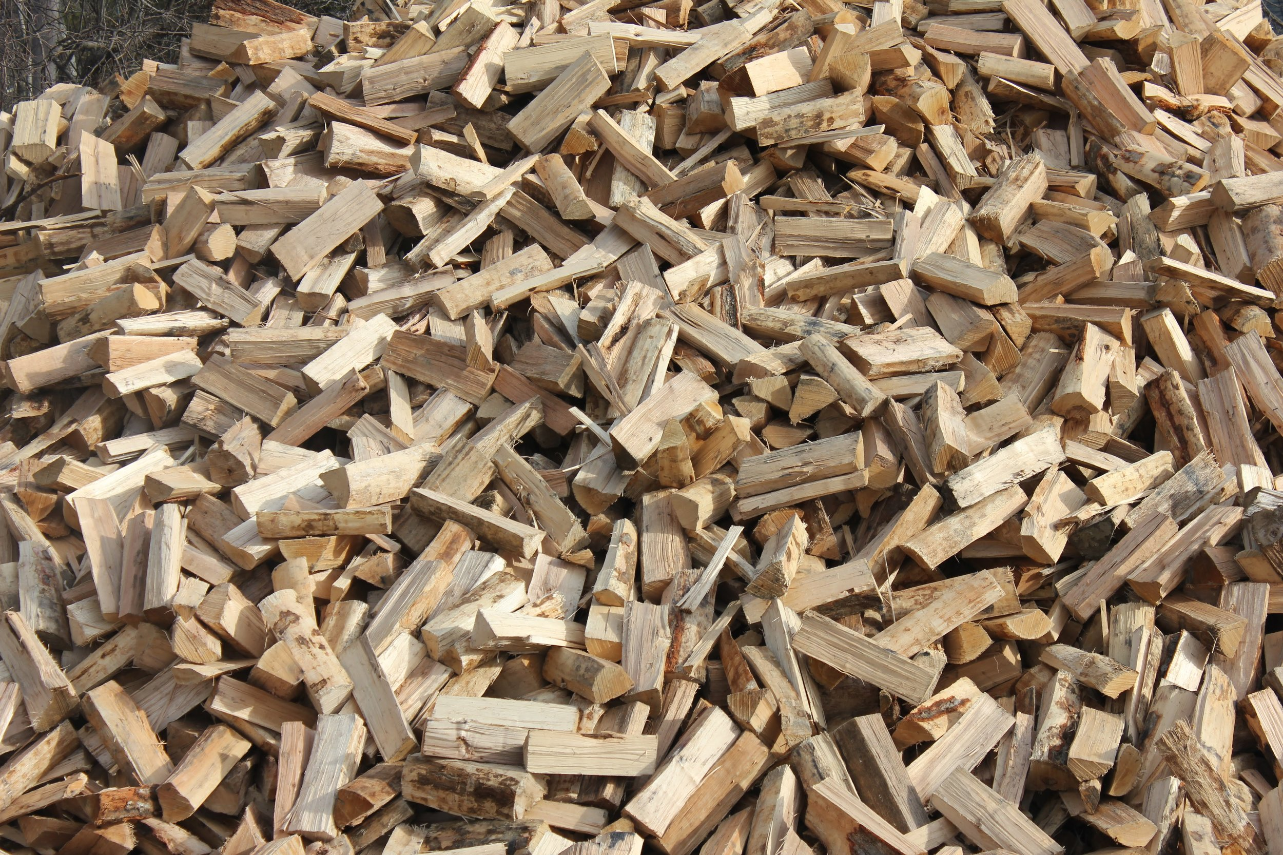 FIREWOOD   Depending on the time of year, we carry large quantities of seasoned, kiln dried, and green firewood. We guarantee a full cord! Click below for pricing; please call for availability and to place an order.