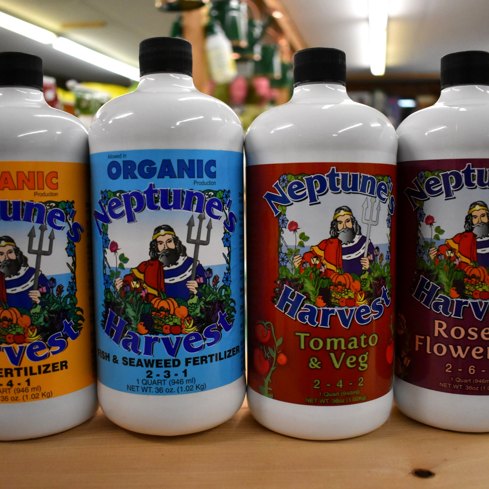 Neptune's Harvest Fertilizers — Made in Gloucester, Ma!