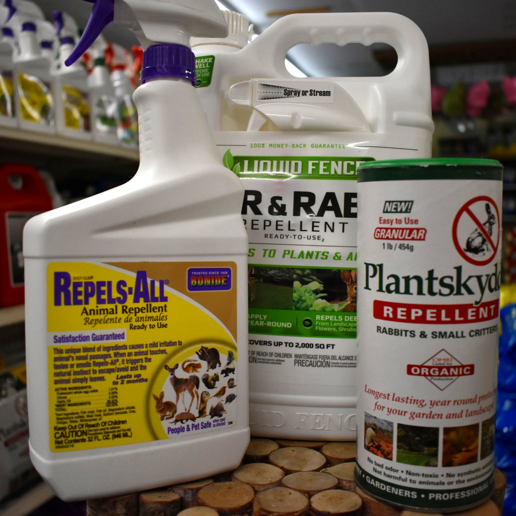 Animal Repellents — Organic & Safe Options!