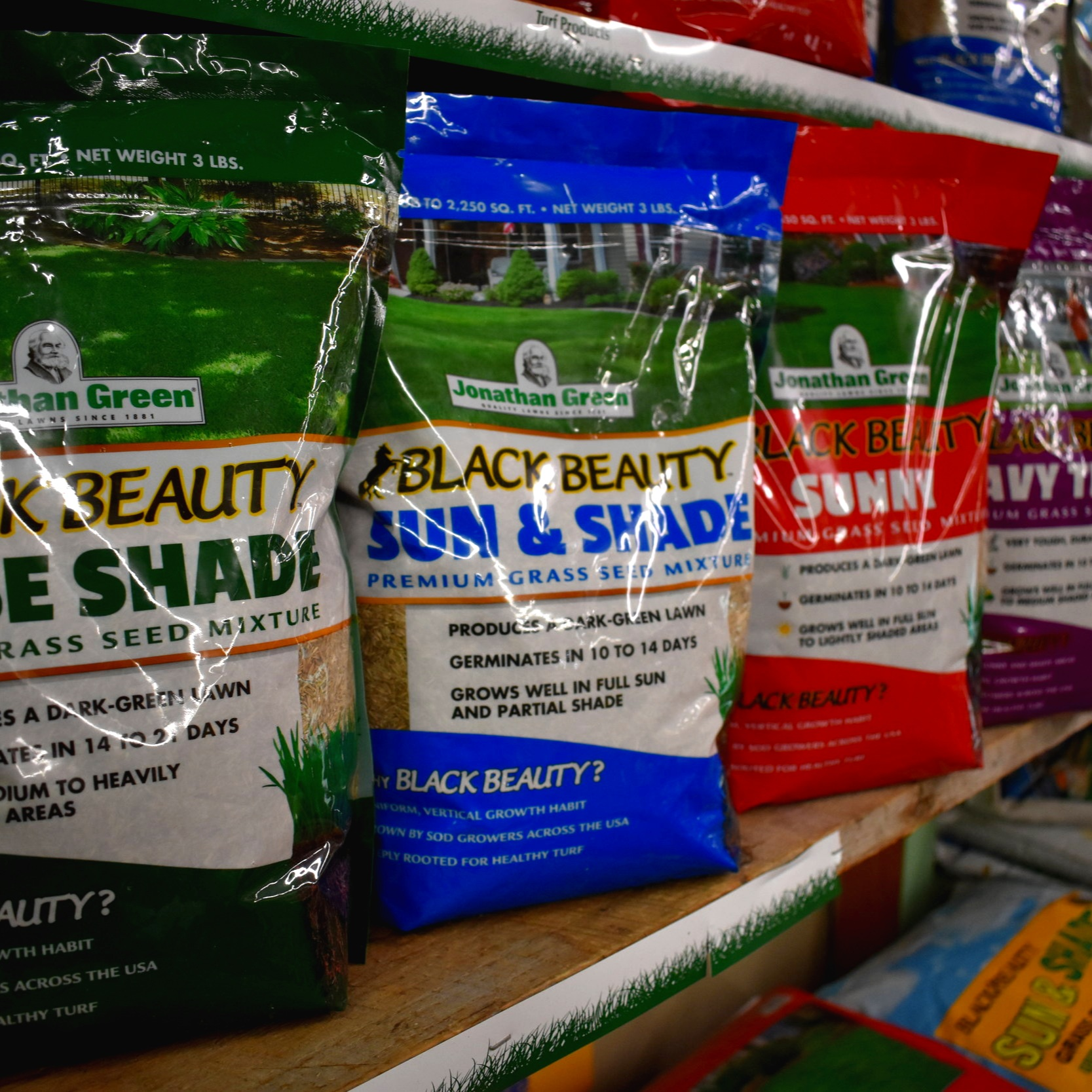 Jonathan Green Grass Seed and Fertilizers