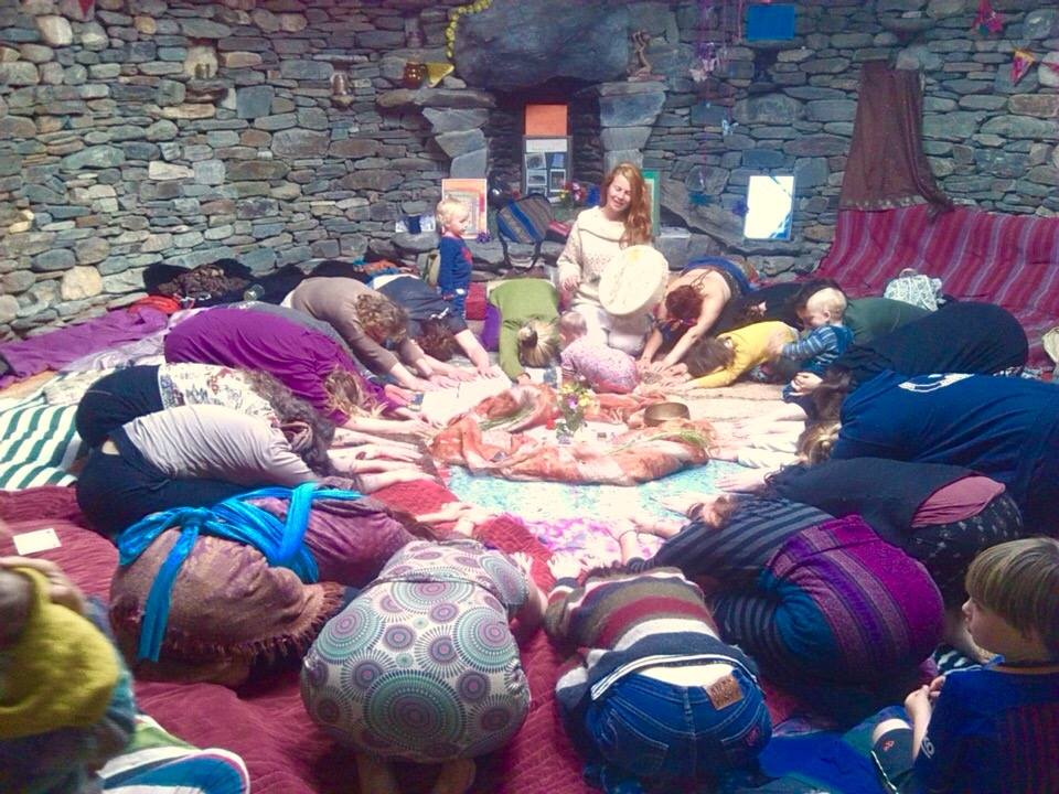 Woman wisdom circles - A reunion of women is a chance of co-creation, collective knowledge and creative inspiration.In the save space we are finding nourishment by sharing our unique vibration and personal expression of beauty.Womb-blessings * Menstrual mystics * Medicine wheel wisdom * Sacred and sensual movement *Yoni-Temple-Illumination with crystals-eggs, herbal steaming & sacred touch