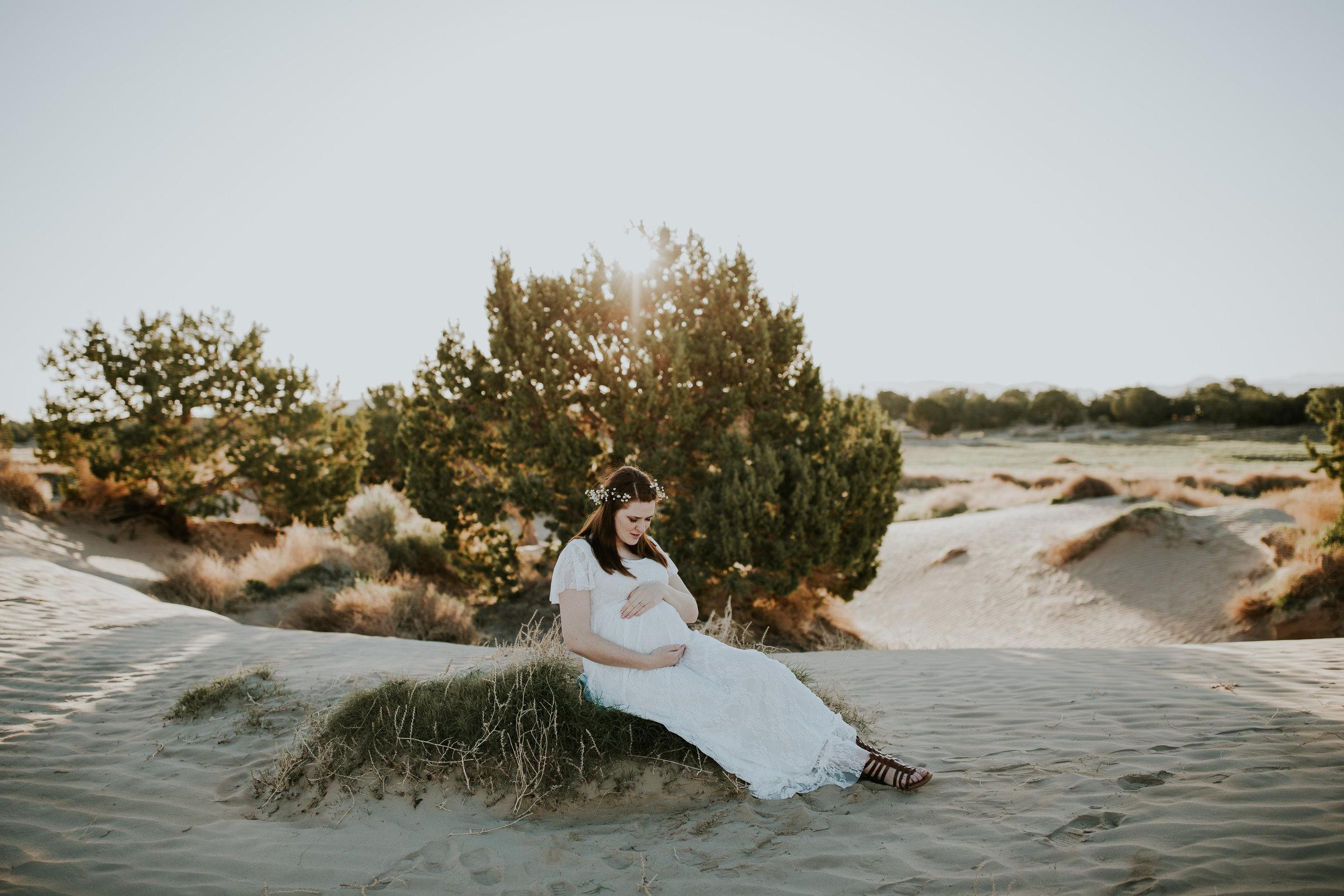 Evans GA maternity photographer