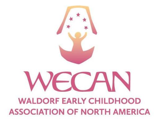 WECAN: Essentials of Waldorf Early Childhood Education - Susan Howard