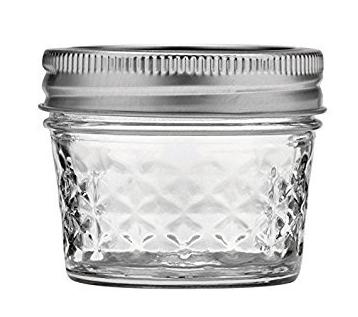 The Humble 4oz Mason Jar