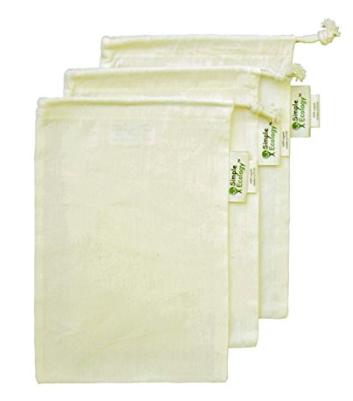 Organic Cotton Produce (etc.) Bags