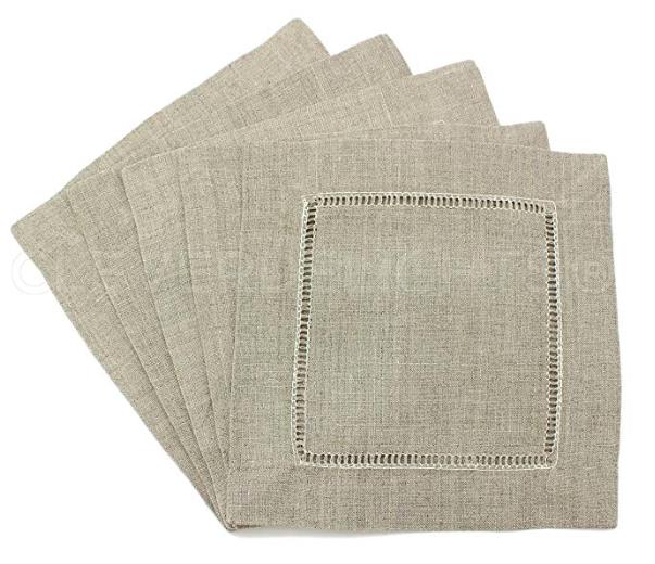Small Linen Napkins