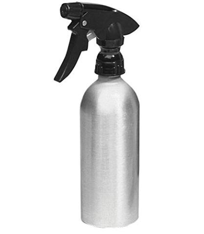 Metal Spritzer Bottle