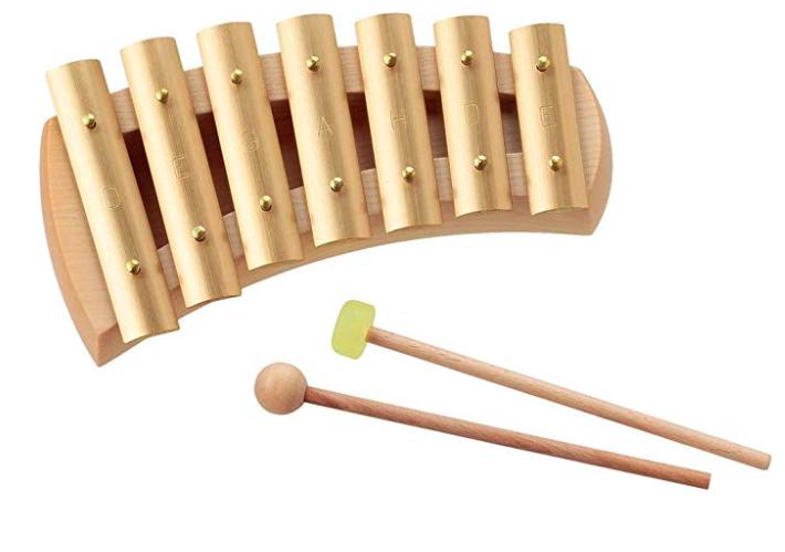 Pentantonic Glockenspiel
