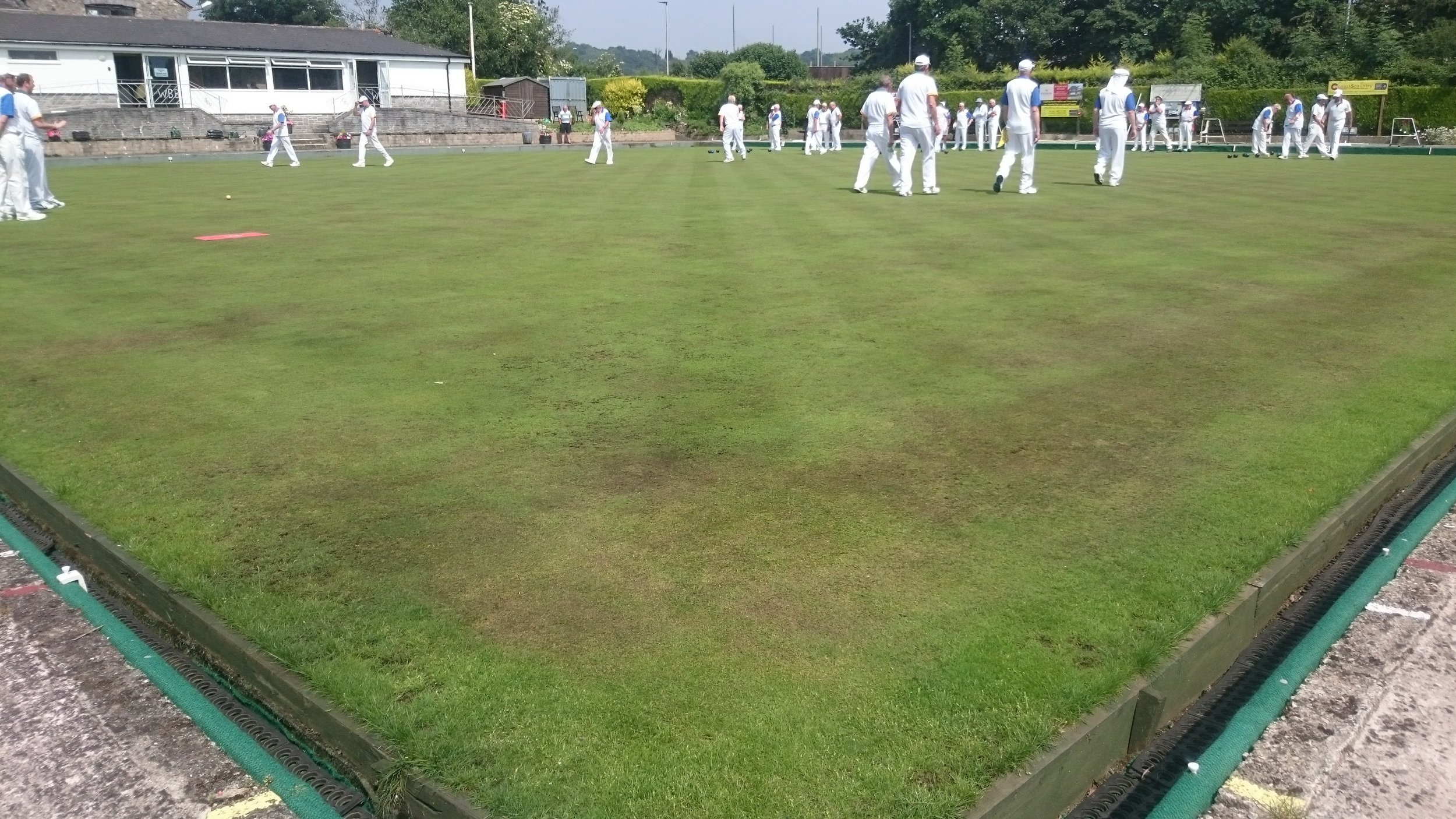Abbrook Park Bowling Club - Welcomes you!