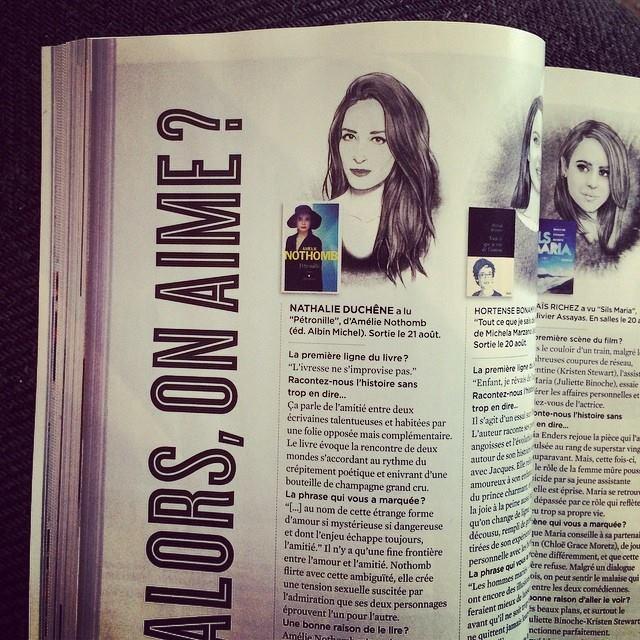 Be Magazine -