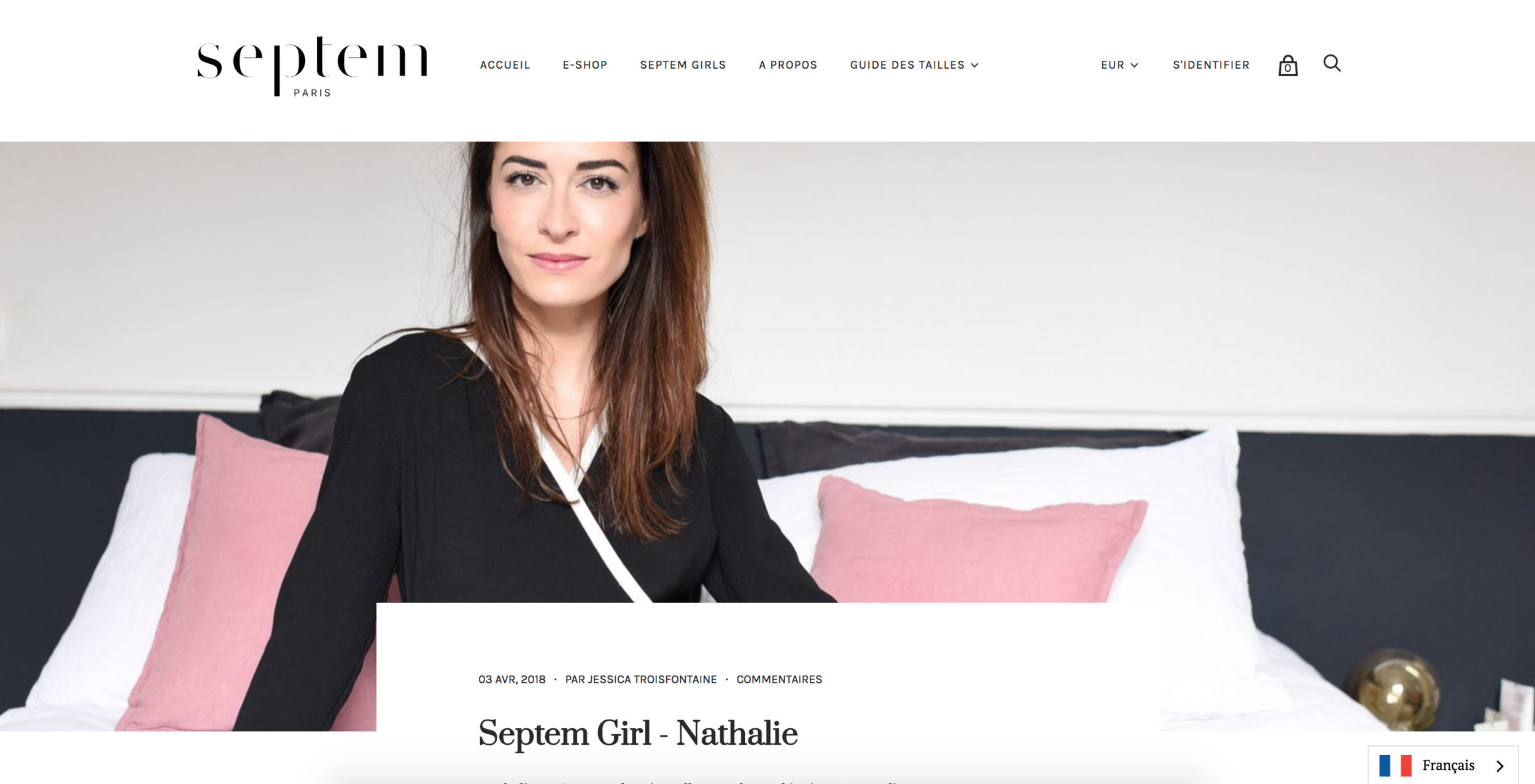 ITW for septem Paris - HERE
