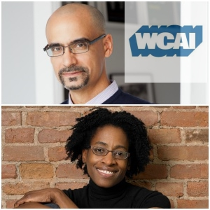 Junot Diaz and Jacqueline Woodson, May 2017
