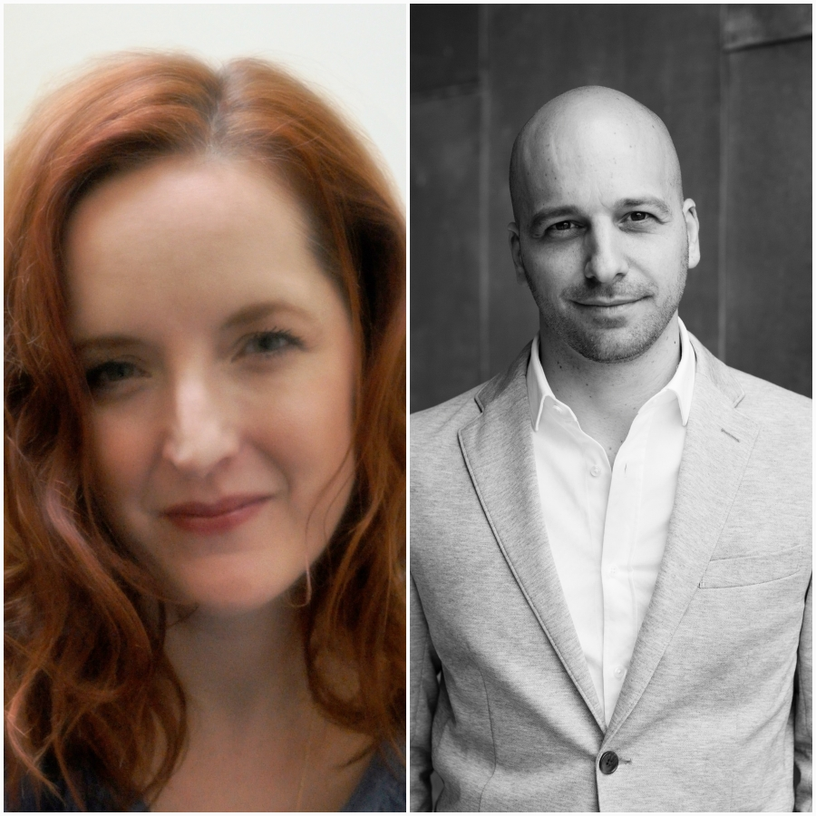 Rebecca Makkai and Christopher Castellani in Conversation, May 2019