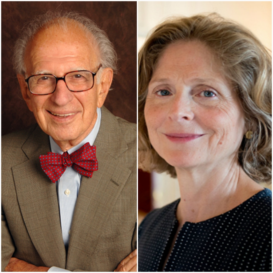 Eric Kandel and Emily Braun in Conversation, August 2019