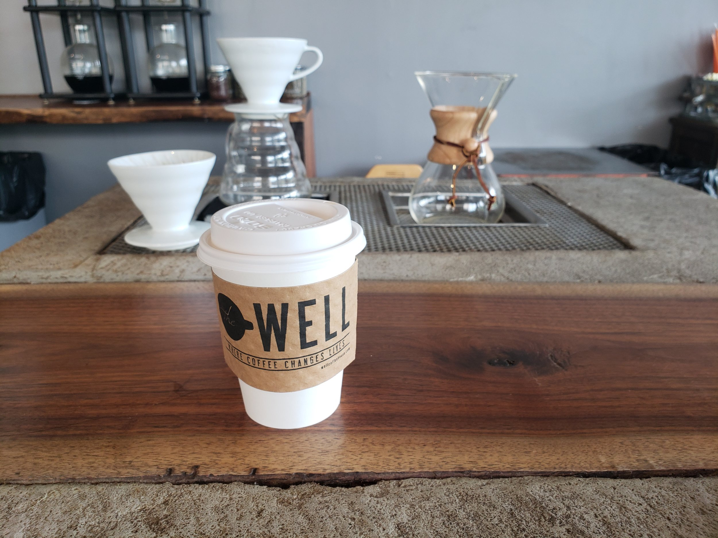 The Well Coffeehouse - You know we are coffee-obsessed girls! After breakfast, I stumbled on The Well Coffeehouse. Sipping from a cup at The Well means more than enjoying a great tasting latte or tea (and believe me, the latte I had was amazing…A-MAZE-ING). The coffee shop is a non-profit that funnels the money from the shop back into the community. Your cup of coffee provides clean water wells across the continent of Africa. Everything about The Well, from the décor of the coffee shop to the quality of their drinks was perfection and it will continue to be a stop on many Nashville trips to come.