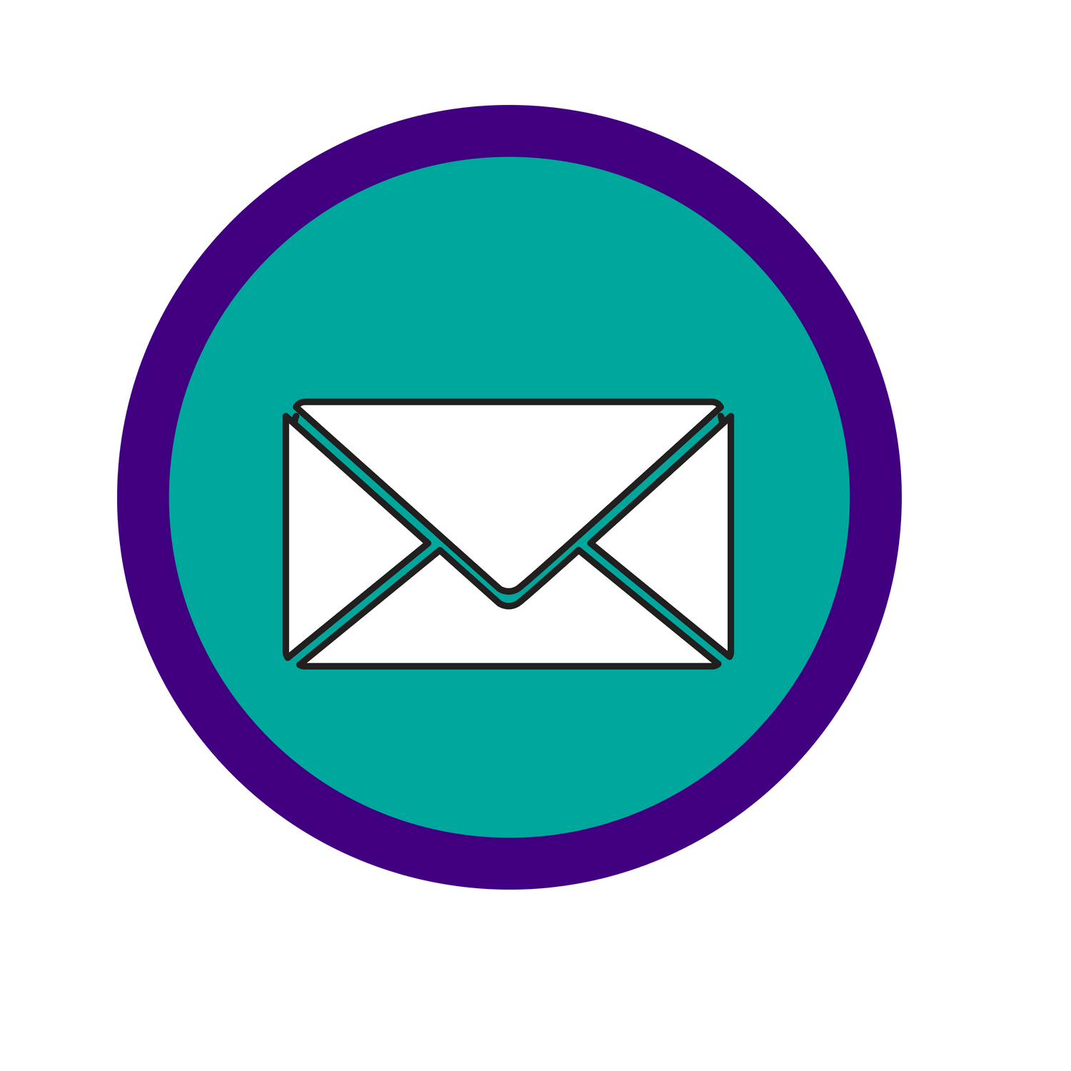 Envelope Icon for Law School Letters of Recommendation